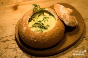 Грибной суп в горшочке - фото шаг 10