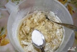 Постное печенье из овсяных хлопьев - фото шаг 2