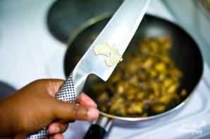 Картофельное пюре с грибами - фото шаг 7