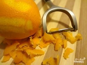 Салат из брокколи с апельсином - фото шаг 4