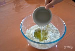 Греческий пирог с сыром - фото шаг 2