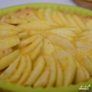 Французский яблочный пирог - фото шаг 13