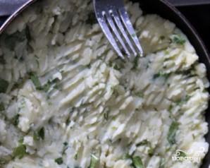 Картофельные лепешки на сковороде - фото шаг 5