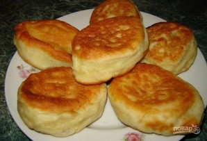 Дрожжевое тесто с картофелем - фото шаг 5