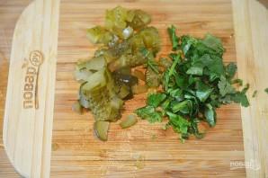 Рыбные колбаски под лимонным соусом - фото шаг 9