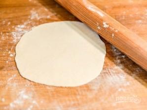 Лепешки на сухой сковородке - фото шаг 4