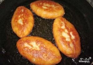 Пирожки со щавелем - фото шаг 7