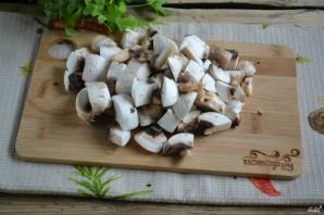 Постные картофельные котлеты с грибами - фото шаг 2