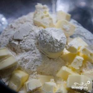 Ореховые пирожные с медом - фото шаг 1