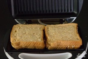 Горячие сэндвичи - фото шаг 4