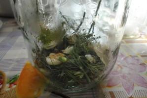 Огурцы под закатку - фото шаг 1
