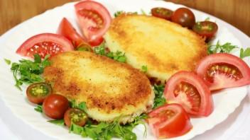 Картофельники с мясом - фото шаг 8
