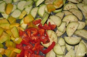 Овощные галеты - фото шаг 1