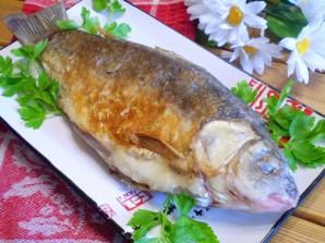 Жареная речная рыба - фото шаг 5