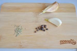 Пирог с творогом и брокколи - фото шаг 4