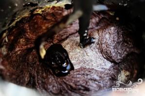 Шоколадные пирожные в сливочной глазури - фото шаг 2