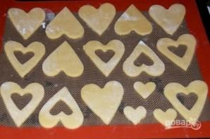 Печенье на День Святого Валентина - фото шаг 5