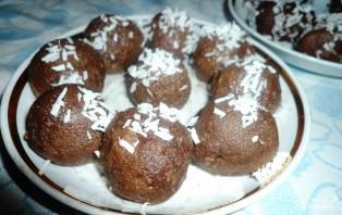 """Пирожное """"Картошка"""" из батона - фото шаг 5"""