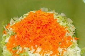 Салат из огурцов на зиму (заготовки) - фото шаг 4