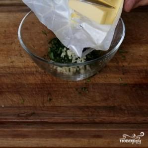 Креветки со спаржей - фото шаг 4
