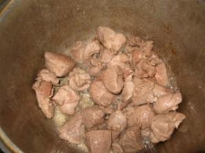 Жаркое из баранины с картошкой - фото шаг 1