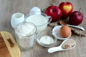 Яблочный отрывной пирог - фото шаг 1