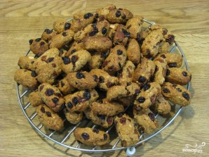 Печенье с сухофруктами - фото шаг 5