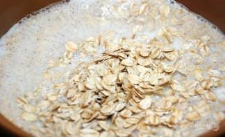 Геркулесовая каша с грецкими орехами - фото шаг 2