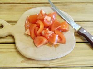 Салат к шашлыку - фото шаг 2