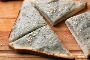 Креветочные тосты - фото шаг 4