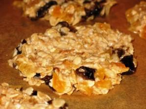 Овсяное печенье без муки - фото шаг 3