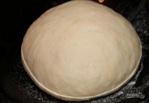 Слоеное дрожжевое тесто для выпечки - фото шаг 1