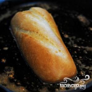 Чесночно-сырный хлеб - фото шаг 3