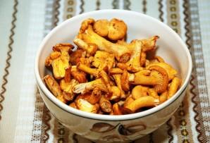 Суп из грибов лисичек   - фото шаг 2
