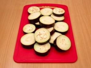 Баклажаны запеченные с томатами и сыром - фото шаг 1