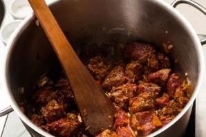 Венгерский суп-гуляш из говядины - фото шаг 6