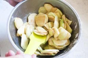 Яблочная кростата - фото шаг 4