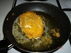 Куриный шницель с сыром - фото шаг 3