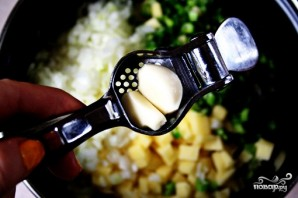 Сельдереевый суп - фото шаг 6