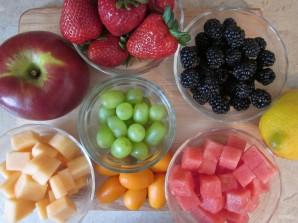 Вкусный фруктовый салат - фото шаг 1