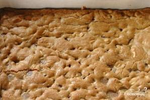 Пирожные с шоколадом и карамелью - фото шаг 3