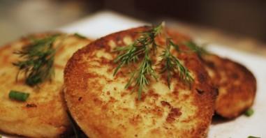 Пирожки с мясом за 5 минут - фото шаг 6