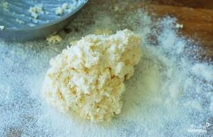 Ленивые вареники с сыром - фото шаг 2