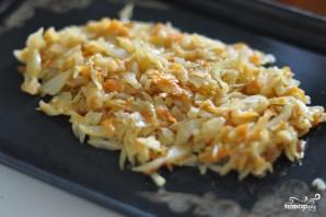 Пирог с капустой и картошкой - фото шаг 2