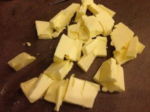 Слоеное тесто без дрожжей - фото шаг 1