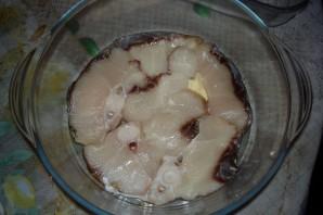 Пангасиус в сметанном соусе - фото шаг 4
