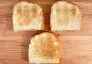 Сэндвич с семгой  - фото шаг 1