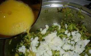 Кабачковая запеканка с сыром - фото шаг 3