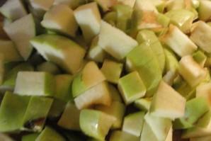 Кутья с яблоками - фото шаг 5