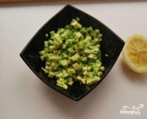 Салат сливочный - фото шаг 1